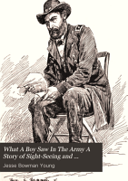 What a Boy Saw in the Army PDF