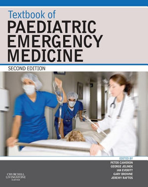 Textbook of Paediatric Emergency Medicine E-Book