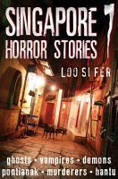 Singapore Horror Stories PDF