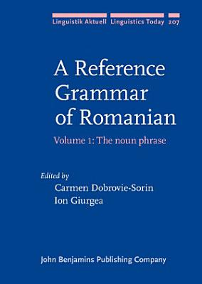 A Reference Grammar of Romanian PDF