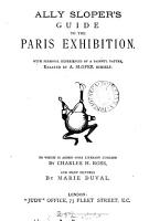 Ally Sloper s guide to the Paris exhibition PDF