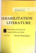 Rehabilitation Literature PDF