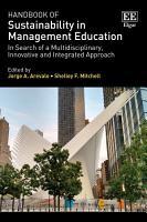 Handbook of Sustainability in Management Education PDF