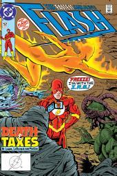 The Flash (1987-) #52