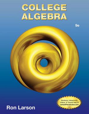 College Algebra PDF