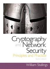 Cryptography and Network Security: Principles and Practice, Edition 6