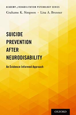 Suicide Prevention After Neurodisability PDF