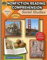 Nonfiction Reading Comprehension  Social Studies  Grade 5 PDF