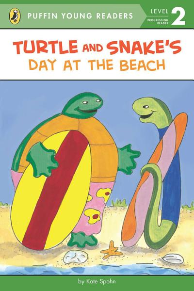 Turtle and Snake s Day at the Beach