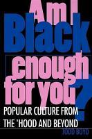 Am I Black Enough for You  PDF