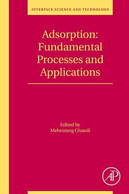 Adsorption: Fundamental Processes and Applications