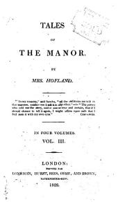 Tales of the manor