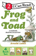 Frog and Toad  a Complete Reading Collection PDF