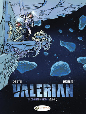 Valerian   The Complete Collection   Volume 5