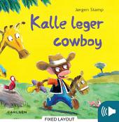 Kalle leger cowboy