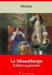 Le Misanthrope: Nouvelle édition augmentée