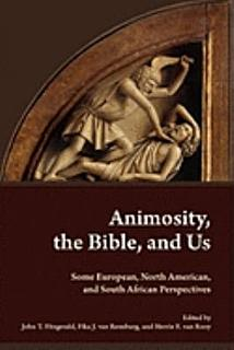 Animosity  the Bible  and Us Book