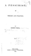 A Pessimist in Theory and Practice PDF