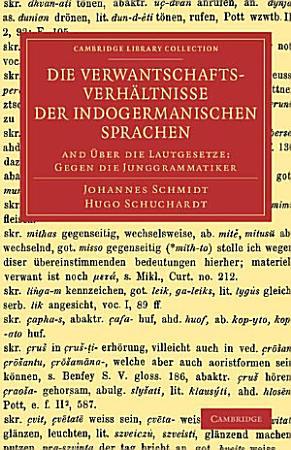 Die Verwantschaftsverh  ltnisse Der Indogermanischen Sprachen PDF