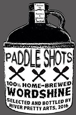 Paddle Shots  A River Pretty Anthology  Vol  2