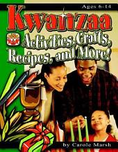 Kwanzaa: Activities, Crafts, Recipes, and More!