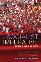 The Socialist Imperative PDF