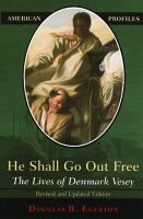 He Shall Go Out Free PDF