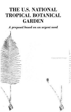 The U  S  National Tropical Botanical Garden PDF
