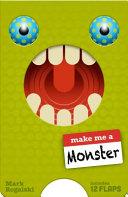 Make Me A Monster Book PDF