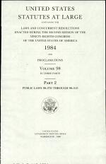 United States Statutes at Large