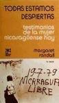 Todas estamos despiertas: testimonios de la mujer nicaragüense de hoy