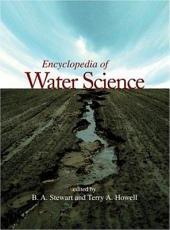 Encyclopedia of Water Science  Print  PDF