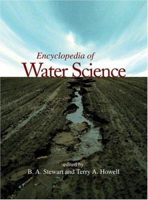 Encyclopedia of Water Science  Print