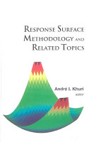 Response Surface Methodology and Related Topics PDF