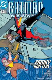 Batman Beyond (1999-) #19