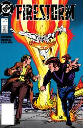 Firestorm: The Nuclear Man (1987-) #84
