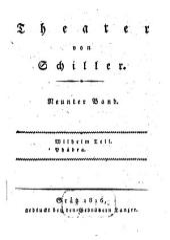 Theater: Wilhelm Tell. Phädra, Band 9