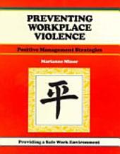 Crisp: Preventing Workplace Violence Crisp: Preventing Workplace Violence