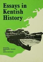 Essays in Kentish History Cb PDF