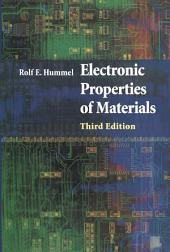 Electronic Properties of Materials: Edition 3