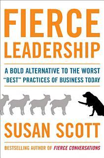 Fierce Leadership Book