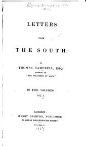 Letters from the South: Volume 1
