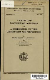 Miscellaneous Publication: Issue 372