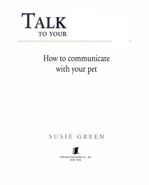 Talk to Your Dog PDF
