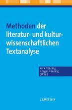 Methoden der literatur  und kulturwissenschaftlichen Textanalyse PDF