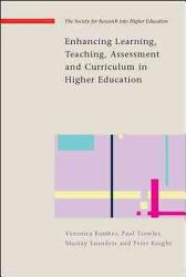 Enhancing Learning  Teaching  Assessment And Curriculum In Higher Education PDF