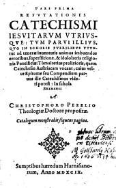 Refutatio Catechismi Jesuitici