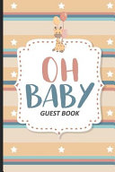 Oh Baby Guest Book PDF