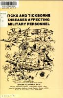 Ticks and Tickborne Diseases Affecting Military Personnel PDF