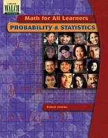 Math for All Learners  Probability and Statistics PDF